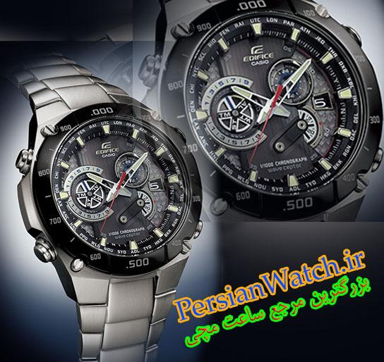 ساعت مچی کاسیو مدل EF 1100