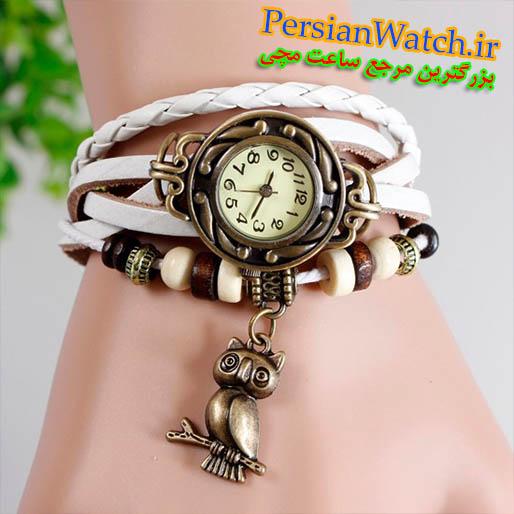 خرید ساعت مچی الیزابت